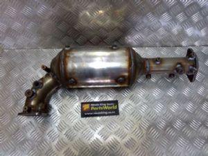 Nissan Navara D40 VSK 4WD 2006-04/2010 Catalytic Converter