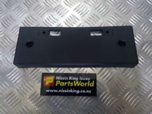 Nissan Xtrail T32 4WD 2014-2016 Number Plate Holder