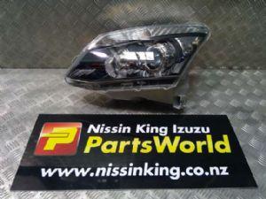 Isuzu D Max TFS85 4WD 2012-12/2015 L Headlight