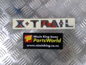 Nissan Xtrail T31 4WD 2008-2013 Decal Stickers