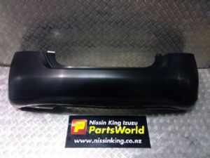 Nissan Pulsar Hatch C12 2013-2017 Rear Bumper Cover