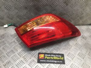 Nissan Bluebird Sylphy G11 2005-2010 L Tail Light