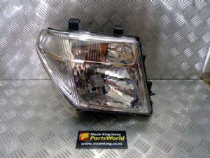 Nissan Navara D40 VSK 4WD 2006-04/2010 R Headlight