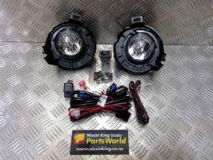 Nissan Navara D40 VSK 4WD 2006-04/2010 Spotlight Kit