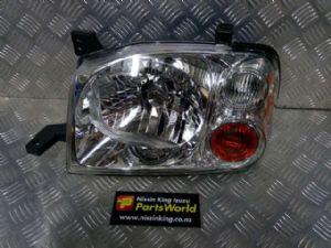 Nissan Navara D22 4WD 2002-2007 L Headlight