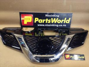 Nissan Xtrail T32 4WD 2014-2016 Grille