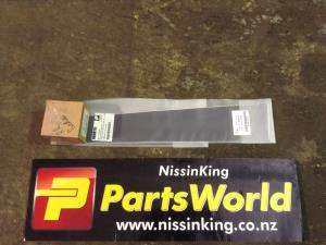 Nissan Tiida C11 2004-2007 RR Door Frame Tape Kit