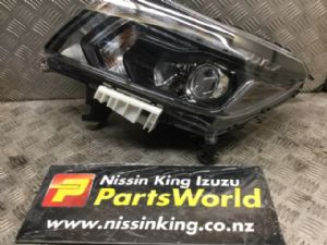 Nissan Navara D23 MNT 4WD 08/2015-2019 L Headlight