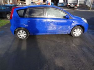 Nissan Note E11 2005-2008