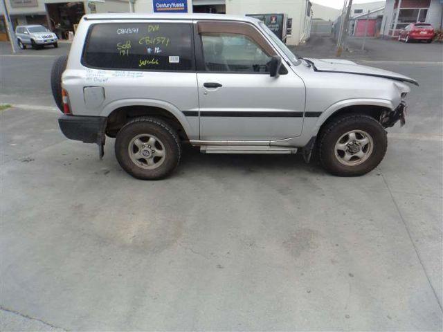 Nissan Safari Y61 1999-2003