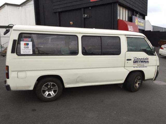 Nissan Caravan Homy E24 1986-2001