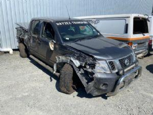 Nissan Navara D40 VSK 4WD 05/2010-2015