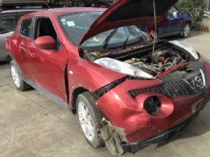 Nissan Juke F15 2012->