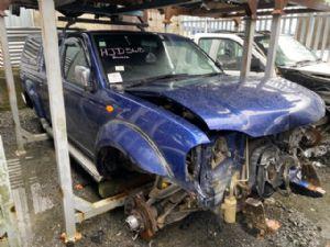 Nissan Navara D22 4WD 2002-2007